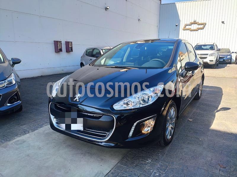 Peugeot 308 Allure NAV usado (2020) color Negro Perla precio $859.900