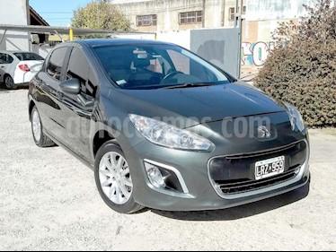 Peugeot 308 Allure usado (2012) color Gris Claro precio $360.000