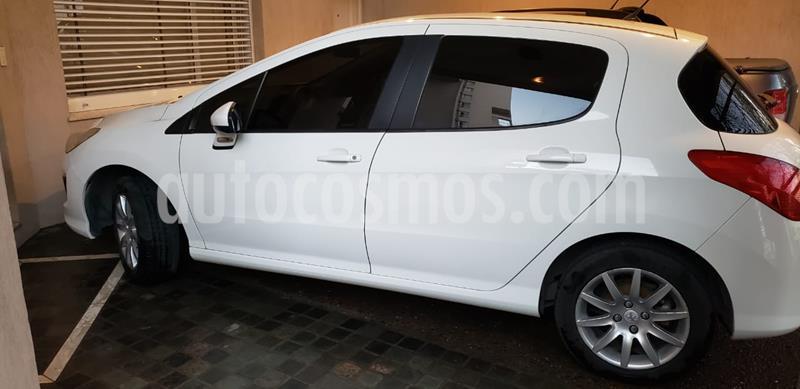 Peugeot 308 Active 2014/5 usado (2014) color Blanco Banquise precio $760.000