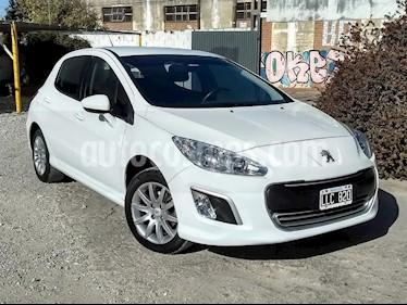 Peugeot 308 Active usado (2012) color Blanco precio $350.000