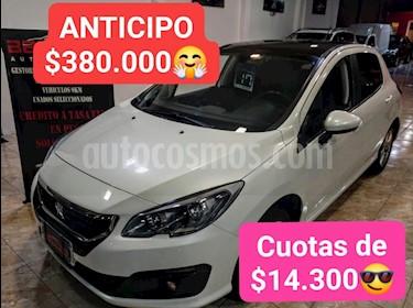 Peugeot 308 Allure usado (2017) color Blanco precio $890.000