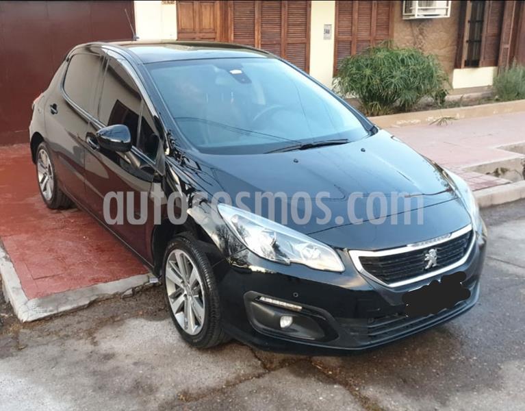 Peugeot 308 Feline HDi usado (2017) color Negro precio $1.250.000