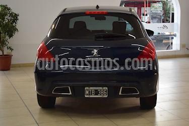 Peugeot 308 Active usado (2013) color Negro precio $598.500