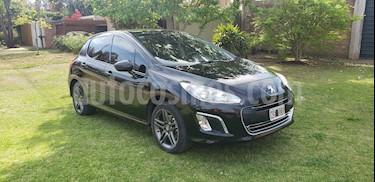 Peugeot 308 Sport 2014/5 usado (2014) color Negro Perla precio $750.000