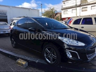 Peugeot 308 Sport usado (2013) color Negro precio $745.000