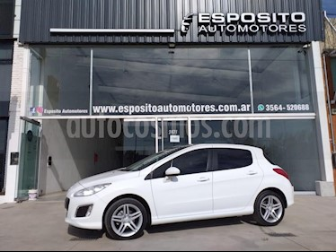 Peugeot 308 Feline usado (2012) color Blanco precio $695.000