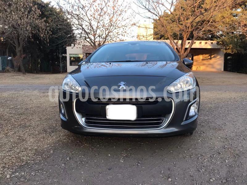 Peugeot 308 Active usado (2014) color Gris Oscuro precio $720.000