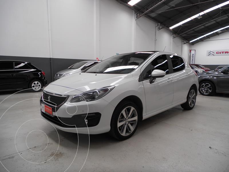 Foto Peugeot 308 Feline THP Tiptronic usado (2018) color Blanco precio $1.990.500