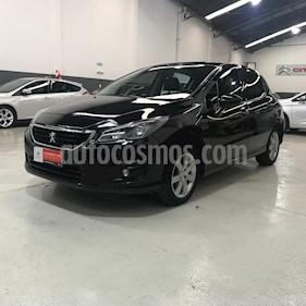 Peugeot 308 Active usado (2017) color Negro precio $932.500
