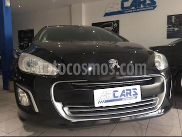 Peugeot 308 Active usado (2013) color Negro precio $470.000