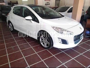 Peugeot 308 Feline HDi usado (2013) color Blanco precio $820.000