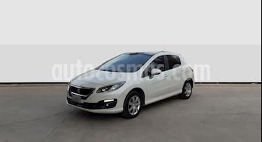 Peugeot 308 Allure usado (2016) color Blanco precio $790.000
