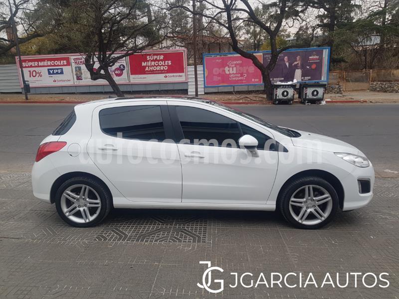 Peugeot 308 Feline HDi usado (2013) color Blanco precio $1.187.000