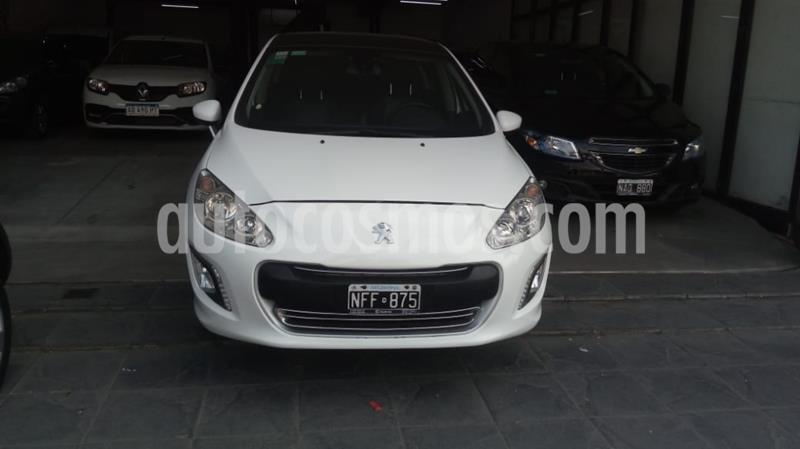 Peugeot 308 Feline HDi usado (2013) color Blanco precio $1.030.000