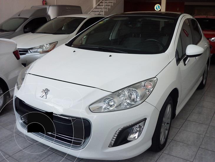 Foto Peugeot 308 5Ptas. 1.6 16v Allure GPS (115cv) usado (2014) color Blanco precio $990.000