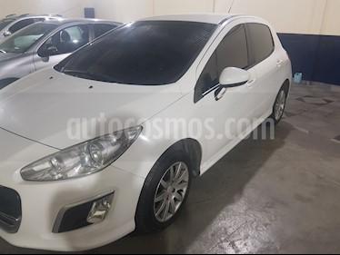 Peugeot 308 Active usado (2015) color Blanco precio $720.000