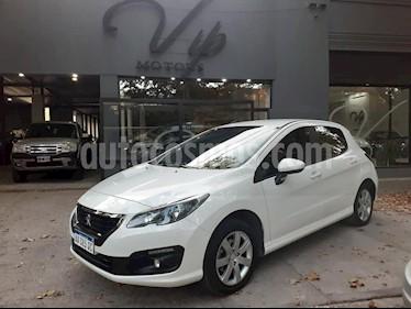 Peugeot 308 Active usado (2016) color Blanco precio $800.000