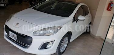 Peugeot 308 Allure usado (2014) color Blanco precio $515.000
