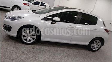 Peugeot 308 Allure usado (2016) color Blanco precio $950.000