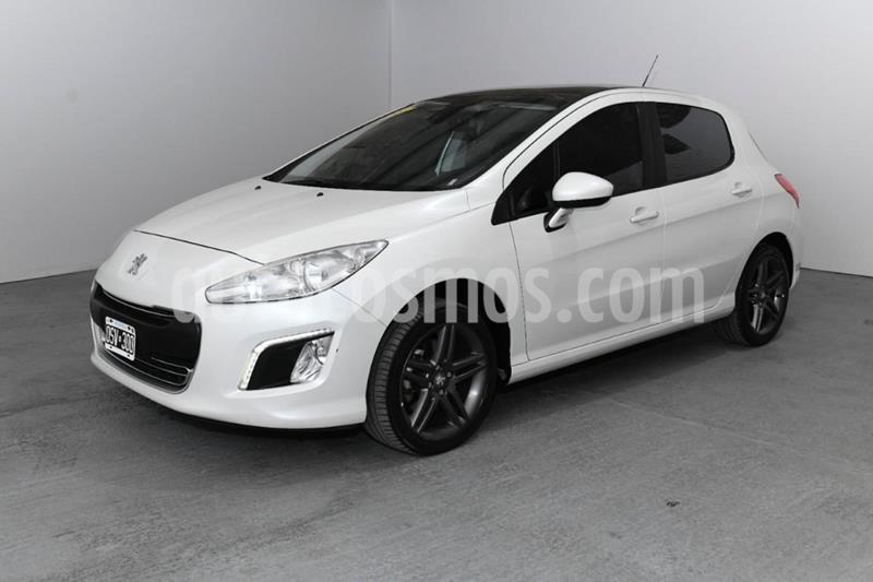 Peugeot 308 Sport usado (2015) color Blanco precio $920.000