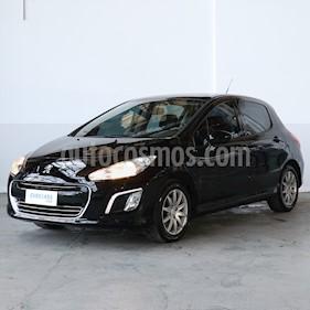 Peugeot 308 Allure NAV usado (2015) color Negro precio $570.000