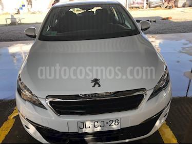 Peugeot 308 1.2L Active Pack Puretech usado (2017) color Blanco precio $9.300.000