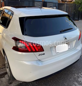 Peugeot 308 1.6L Allure BlueHDi 120HP  usado (2019) color Blanco Nacarado precio $12.800.000