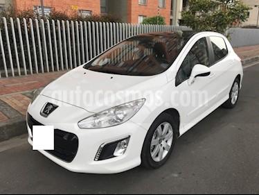 Peugeot 308 1.6L Aut. usado (2012) color Blanco precio $18.000.000