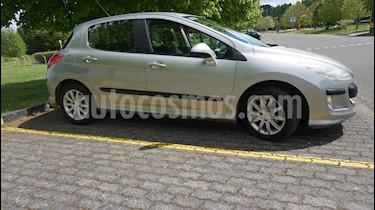 Peugeot 308 Comfort Pack 1.6L HDi SW  usado (2010) color Gris precio $4.300.000