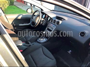 Peugeot 308 Comfort Pack 1.6L VTi  usado (2011) color Gris Oscuro precio $5.400.000