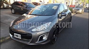 Foto venta Auto usado Peugeot 308 Feline 2014/5 (2014) color Gris Grafito precio $520.000
