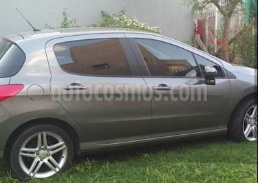 Foto venta Auto usado Peugeot 308 Feline 2014/5 (2013) color Gris Oscuro precio $420.000