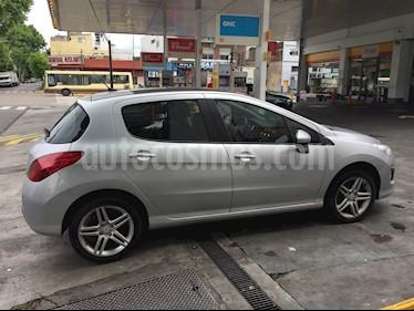 Foto venta Auto Usado Peugeot 308 Feline HDi 2014/5 (2014) color Gris Aluminium precio $320.000