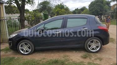 Foto venta Auto usado Peugeot 308 Feline HDi (2012) color Azul precio $395.000