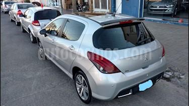 Foto venta Auto usado Peugeot 308 Feline THP Tiptronic (2015) color Gris precio $560.000