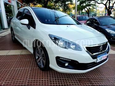 Foto venta Auto usado Peugeot 308 Feline THP Tiptronic (2015) color Blanco precio $639.990