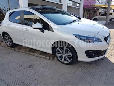 Foto venta Auto usado Peugeot 308 Feline THP (2016) color Blanco precio $595.000