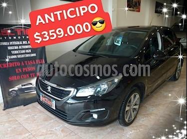 Foto venta Auto usado Peugeot 308 Feline THP (2017) color Negro precio $654.321