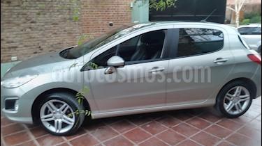 Foto venta Auto usado Peugeot 308 Feline (2013) color Gris Grafito precio $420.000