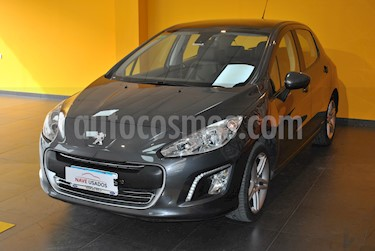 Foto venta Auto usado Peugeot 308 Feline (2015) color Gris precio $520.000