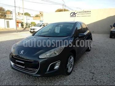 Foto venta Auto usado Peugeot 308 Feline (2012) color Gris Oscuro precio $423.000
