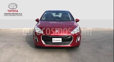 Foto venta Auto usado Peugeot 308 Feline (2013) color Rojo precio $380.000
