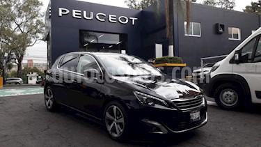 foto Peugeot 308 Félline usado (2016) color Negro Perla precio $249,900