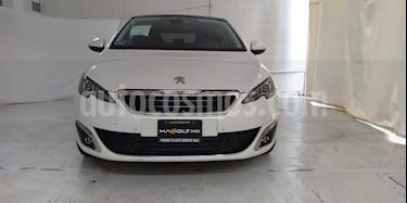Foto venta Auto usado Peugeot 308 Felline (2016) color Blanco Nacarado precio $213,600