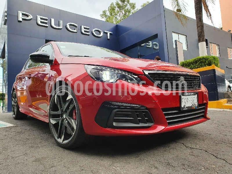 Peugeot 308 GT by Peugeot Sport usado (2020) color Rojo precio $489,900
