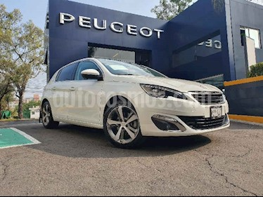 Peugeot 308 Felline usado (2015) color Blanco precio $214,900