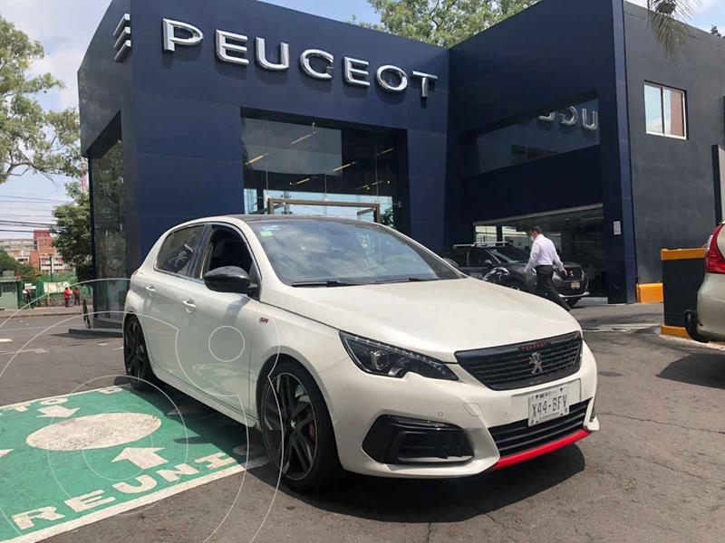 Foto Peugeot 308 GT by Peugeot Sport usado (2021) color Blanco precio $549,900