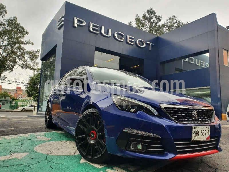 Peugeot 308 GT usado (2018) color Azul precio $336,900