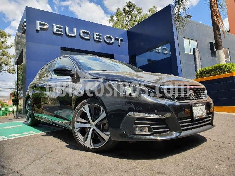 Peugeot 308 GT usado (2020) color Negro precio $419,900
