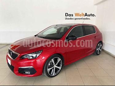 Peugeot 308 308 GT 5p 1.6THP 225hp Aut 8Vel usado (2020) color Rojo precio $409,995